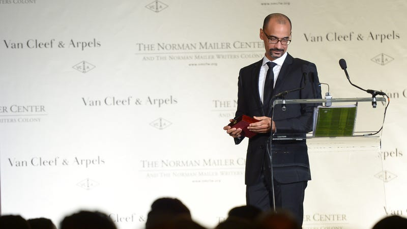 Illustration for article titled Junot Díaz Claims He Was 'Shocked' by Allegations of Sexual Misconduct
