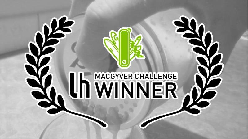Illustration for article titled Challenge Winner: Make a DIY Cocktail Shaker From a Mason Jar