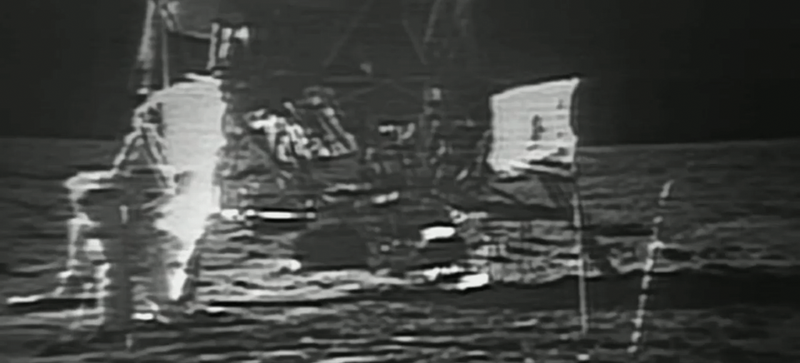 Watch NASAs Full TV Broadcast of the Apollo 11 Moon Landing Right Here
