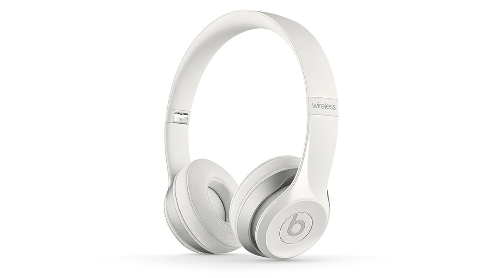 apple earbuds on sale - Beats Now Makes a Wireless Version of Its Wildly Popular Solo2 Cans