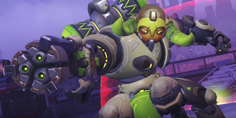 Illustration for article titled Overwatch's Orisa Isn't Living Up To Expectations