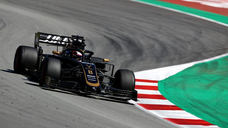 Illustration for article titled Rich Energy Pulls Logo From Haas F1 Cars After Loss in Copyright Case