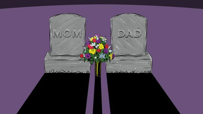 Illustration for article titled How To Bury Your Parents