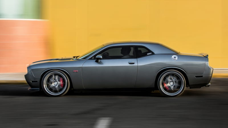 Illustration for article titled Would You Drive From Texas To Guatemala In A Challenger SRT8?