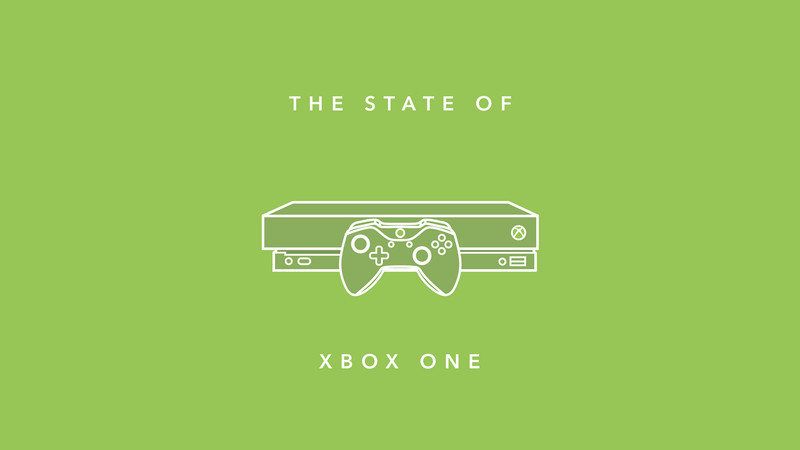 Illustration for article titled The State Of The Xbox One In 2017
