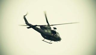 Illustration for article titled Helikopterrel szökött meg három rab egy kanadai börtönből