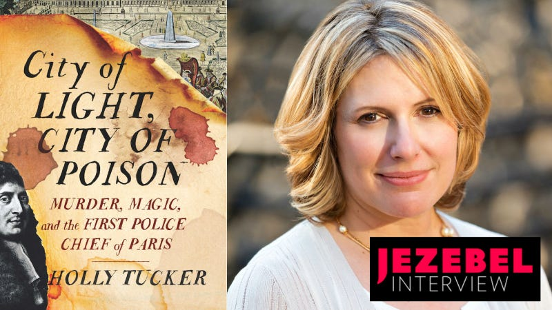 Holly Tucker Jezebel Interview with Kelly Faircloth