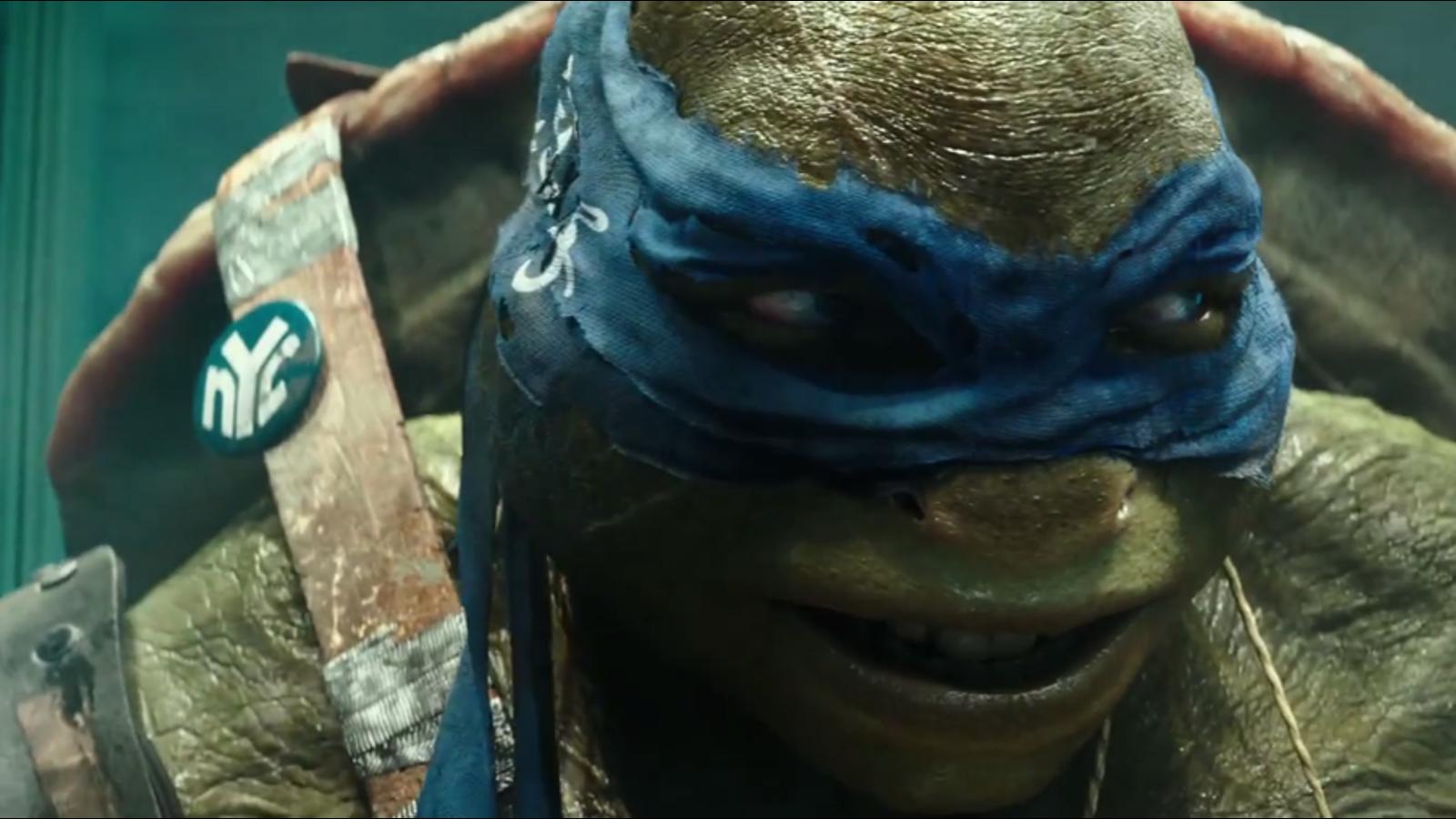 El nuevo tráiler de Tortugas Ninja las muestra en plena acción