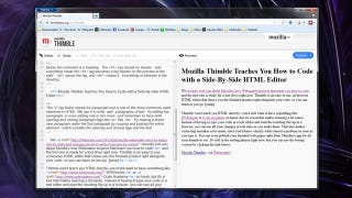 Illustration for article titled Mozilla Thimble Teaches You HTML and CSS with a Side-by-Side HTML Editor