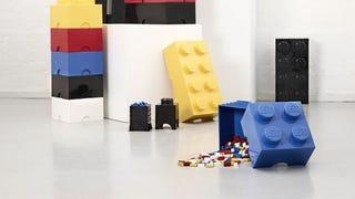 Caja para guardar LEGOs | $23 | Amazon