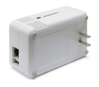 Illustration for article titled SheevaPlug: A $99 Linux PC Crammed Inside a Wall Plug
