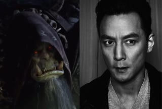 Illustration for article titled Asian Movie Star To Play Gul'Dan in Warcraft Movie