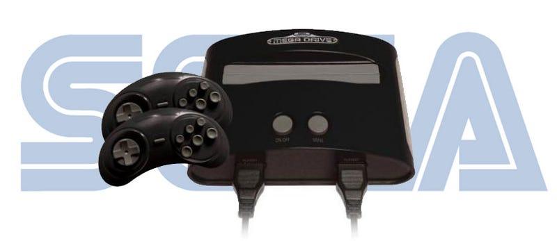 Illustration for article titled The Sega Genesis Returns! (Sort Of)