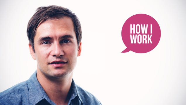 I m Amir Salihefendic, CEO of Doist, and This Is How I Work