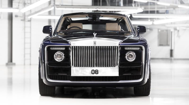 Illustration for article titled This Oddball Rolls-Royce Could Be The Most Expensive New Car Ever