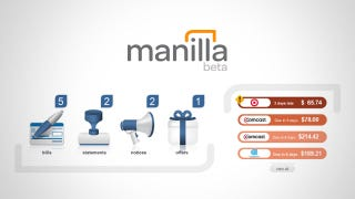 Illustration for article titled Manilla Is an Excellent Bill Management Tool (and We've Got Beta Invites!)