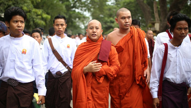Illustration for article titled Burmese Women's Rights Activists Get Death Threats from Monks for Talking About Sexual Health