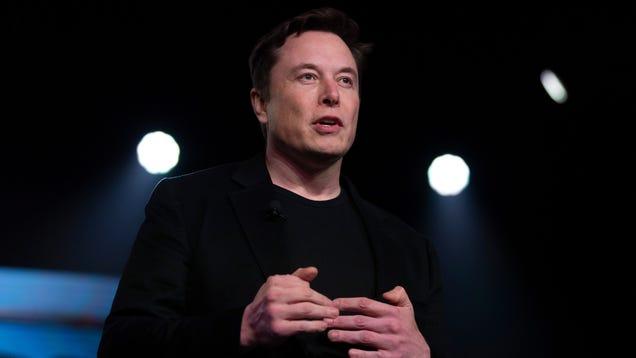 Elon Musk Is Going to Trial Over Bad  Pedo Guy  Tweet