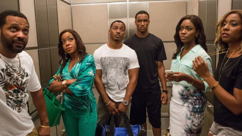 The cast of Survivor's Remorse