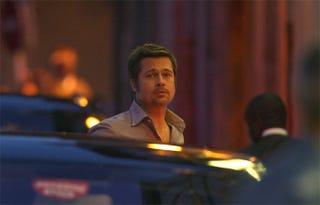 Illustration for article titled Brad Pitt: Sunset Boulevard