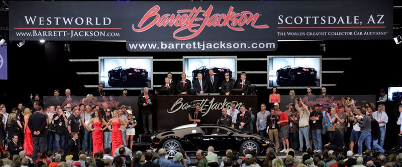 Illustration for article titled Did anyone see the Barrett-Jackson Auctions?
