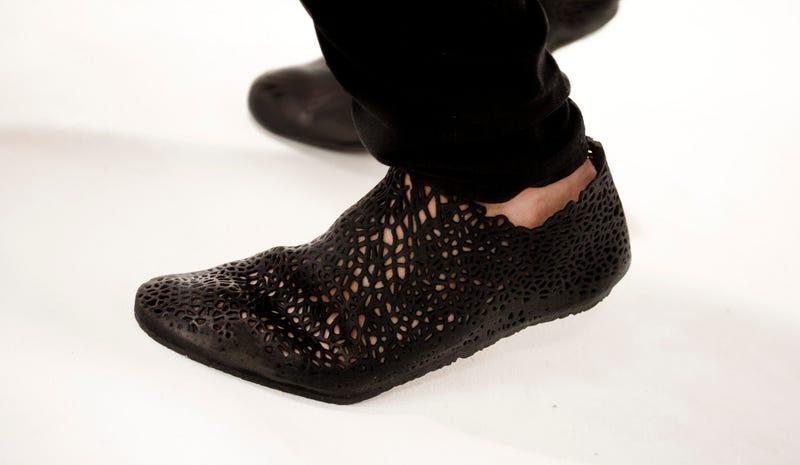 Illustration for article titled Tus zapatos para el verano: flexibles y creados con una impresora 3D
