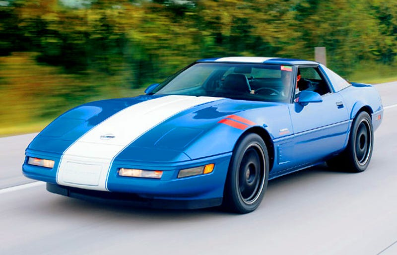 Illustration for article titled 2010 Chevy Corvette To Herald Return Of Grand Sport?