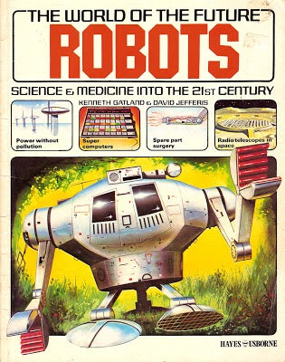 Illustration for article titled Robots: The World of the Future (1979)