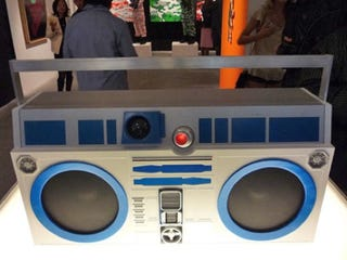 Illustration for article titled You're a Better Person For Having Seen This R2-D2 Ghetto Blaster
