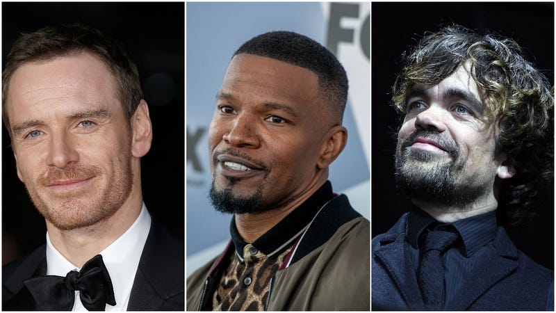 Illustration for article titled Michael Fassbender, Jamie Foxx, and Peter Dinklage tapped for Wild Bunch reboot
