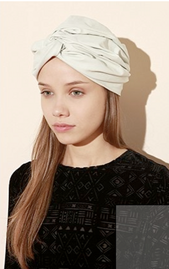 Illustration for article titled 5 Reasons I Would Actually Wear This Ridiculous $78 Leather Turban