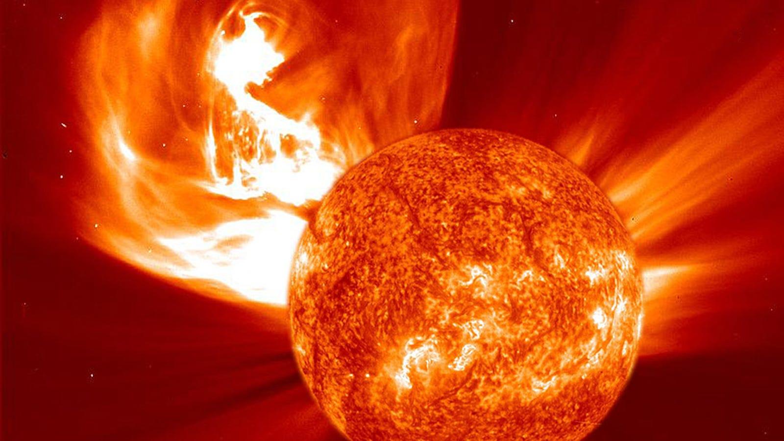 Tres tormentas solares en 24 horas. ¿Qué demonios le ocurre al Sol?