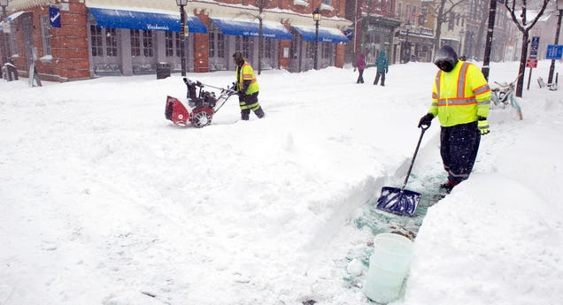Three NHL Games, Two NBA Games Postponed By East Coast Blizzard