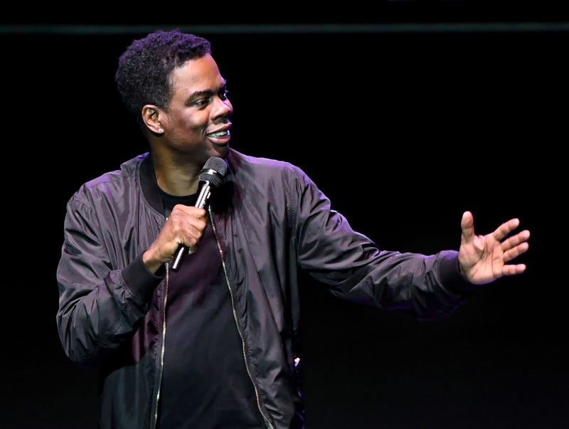 Chris Rock Drops His 1st Netflix Special On Valentine S Day