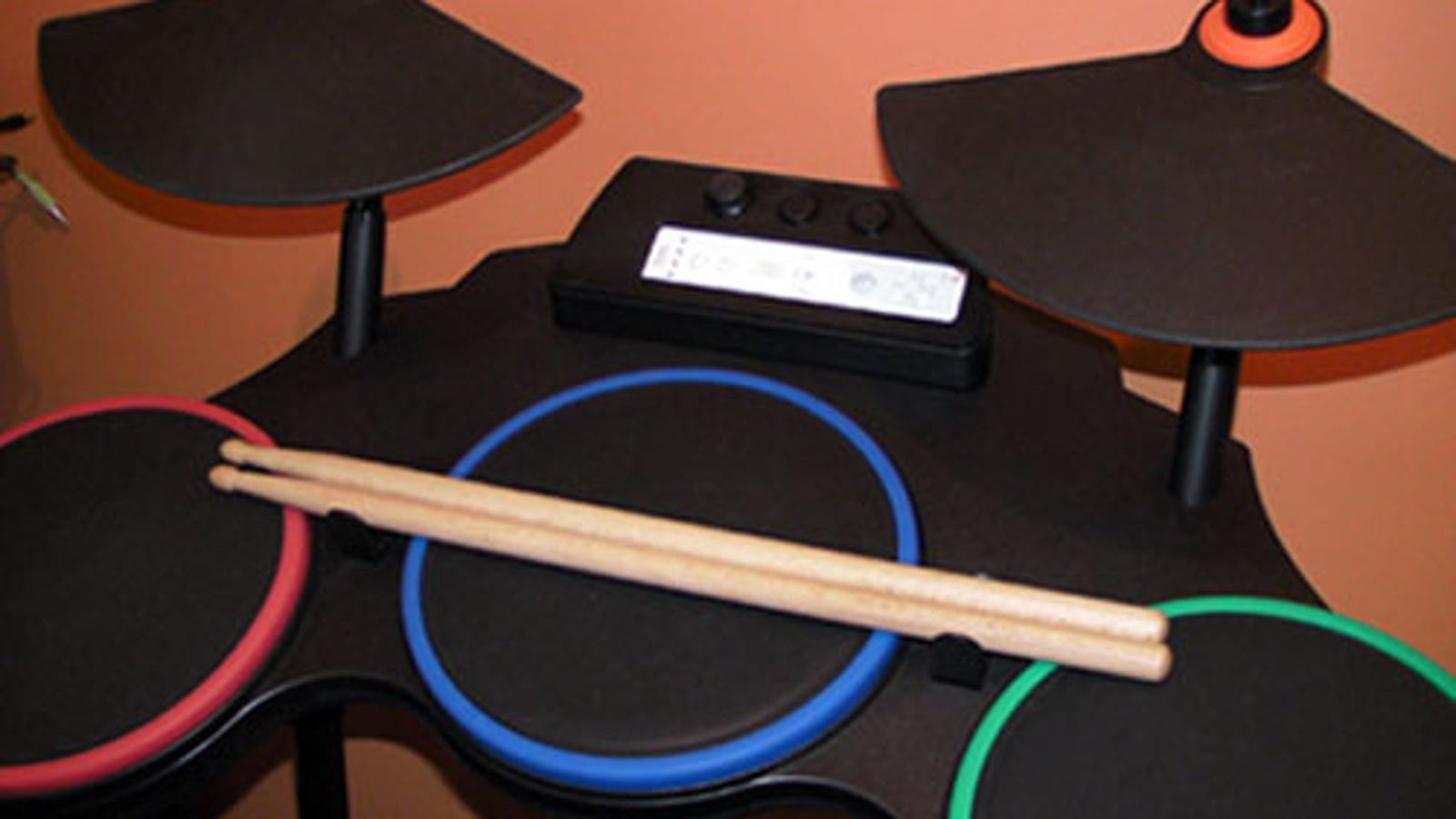 Turn Guitar Hero Drums Into An Electronic Drum Set Wiring Diagram