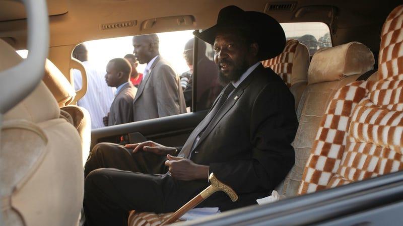 Illustration for article titled Puccsmegelőző minipuccs: valami történik Dél-Szudánban