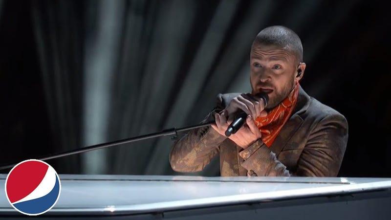 ggslcm1ee4qybgiq6url - Justin Timberlake's Super Bowl Halftime Show Was Like Bad Breakup Sex