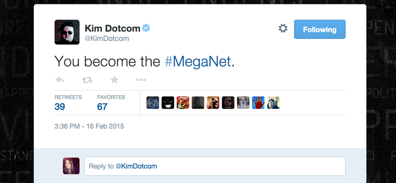 Illustration for article titled Kim Dotcom Is Rambling About Starting His Own Internet