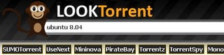 Illustration for article titled LookTorrent Consolidates Torrent Searching