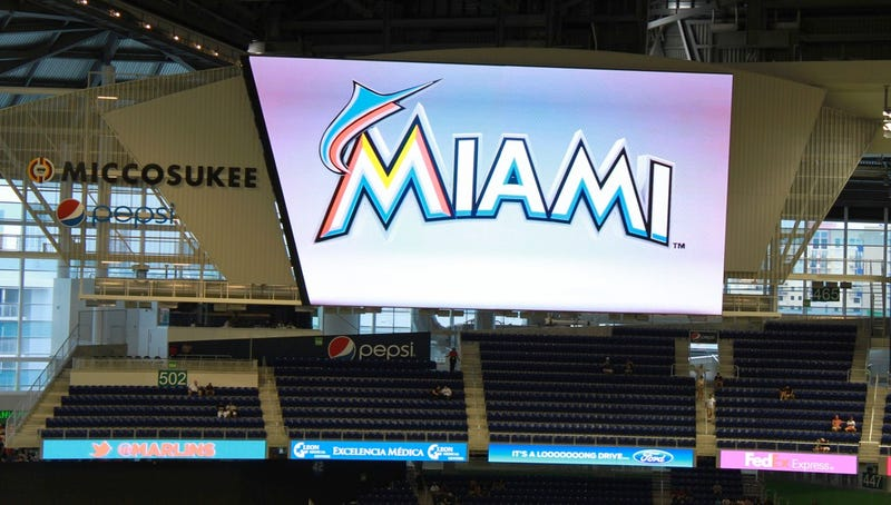 Illustration for article titled There Are Already Lots Of Empty Seats At Marlins Games