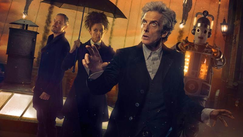 Doctor Who (Image: BBC America)