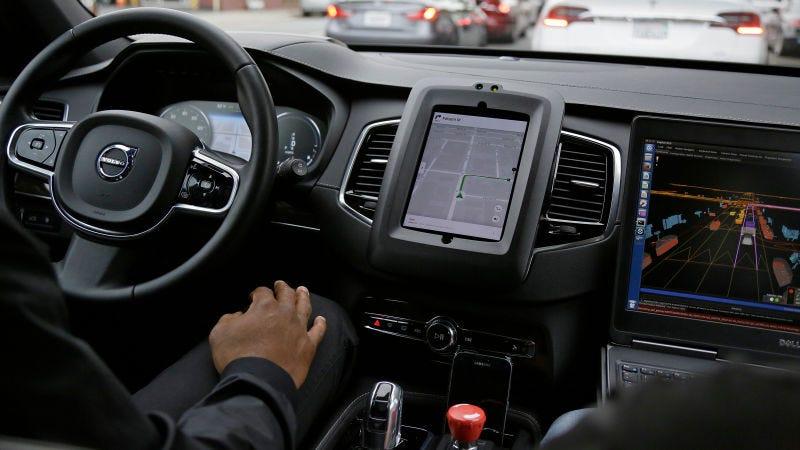 Illustration for article titled ¿Quién es el responsable cuando un coche autónomo mata a una persona?