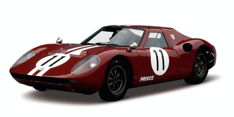 Illustration for article titled Infiniti Will Show Japan's Answer To The Porsche 904 At Amelia Island