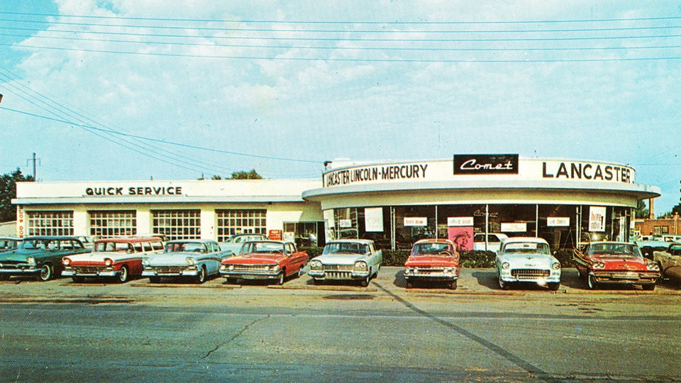 proof used car dealerships were a lot more interesting in 1962. Black Bedroom Furniture Sets. Home Design Ideas