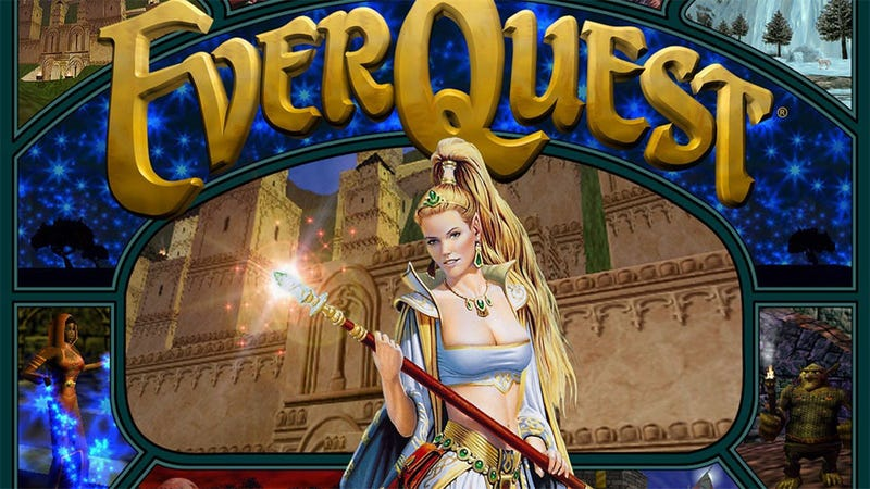 Illustration for article titled The Original EverQuest Goes Free-to-Play for Its 13th Birthday