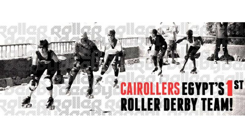 Illustration for article titled Egypt's Cairollers Have Best Name Ever, Are Super Rad Rollergirls