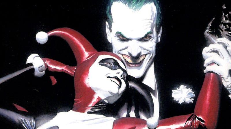 Joker girl sex
