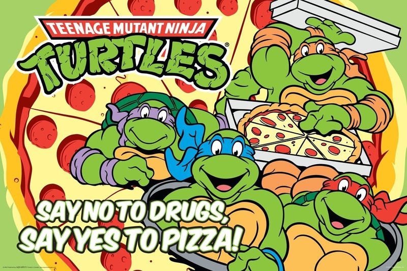 Illustration for article titled The Question Nobody Dares To Ask: How Do The Turtles Get Their Pizza?