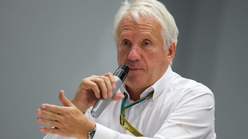Illustration for article titled Charlie Whiting, Formula One Race Director, Dies At 66
