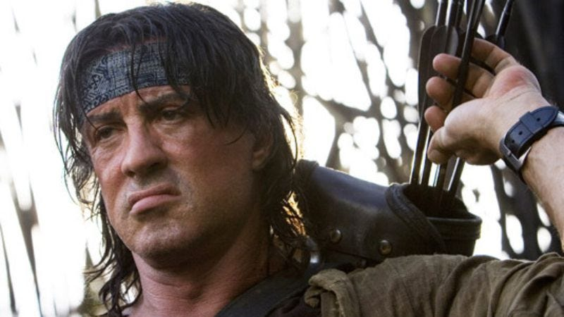 Illustration for article titled The new Rambo movie is apparently happening, will be called Last Blood